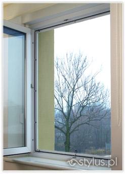 Moskitiera ramowa okienna