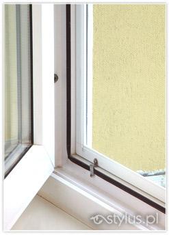 Moskitiera ramowa okienna 2